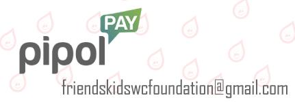 Si estás en el extranjero puedes apoyar a los niños con cáncer donando a través de